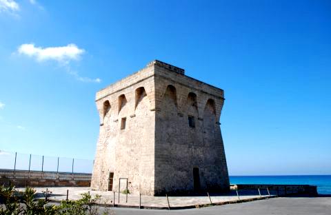 Torre di San Giovanni, Gallipoli